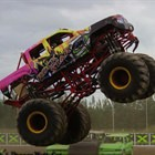 Monster Truck Madness at Stockton Dirt Track