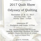 2017 Quilt Show--Odyssey of Quilting
